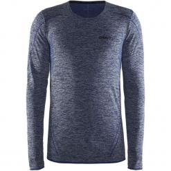 Craft Koszulka Męska Active Comfort Ls Niebieska Xl. Białe odzież termoaktywna męska marki Craft, m. W wyprzedaży za 119,00 zł.