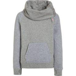 Bench 3D FUNNEL Bluza winter grey marl. Szare bluzy chłopięce marki Bench, z bawełny, z kapturem. W wyprzedaży za 167,20 zł.