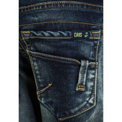 Cars Jeans KIDS GASPAR Jeansy Slim Fit vintage dark. Szare jeansy męskie regular Cars Jeans, z bawełny. W wyprzedaży za 126,75 zł.