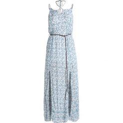 Długie sukienki: khujo BEJI Długa sukienka seafoam