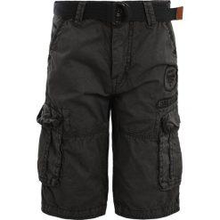 Spodnie męskie: Cars Jeans KIDS MATHA FINE  Bojówki antracite
