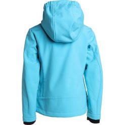 CMP GIRL JACKET FIX HOOD Kurtka z polaru ocean. Niebieskie kurtki dziewczęce sportowe marki CMP, z elastanu. W wyprzedaży za 152,10 zł.