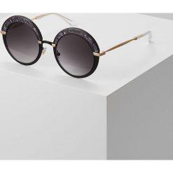 Okulary przeciwsłoneczne damskie aviatory: Jimmy Choo GOTHA Okulary przeciwsłoneczne black