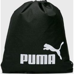 Puma - Plecak. Czarne plecaki męskie Puma, z poliesteru. Za 49,90 zł.