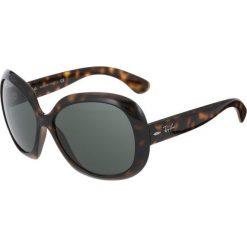 Okulary przeciwsłoneczne damskie aviatory: RayBan JACKIE OHH II Okulary przeciwsłoneczne braun