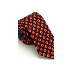 Krawaty męskie: IT-028 Krawat jedwabny MILANO