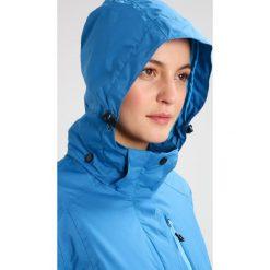 Killtec DAIMA Kurtka hardshell dunkelaqua. Niebieskie kurtki damskie turystyczne KILLTEC, z elastanu. W wyprzedaży za 383,20 zł.