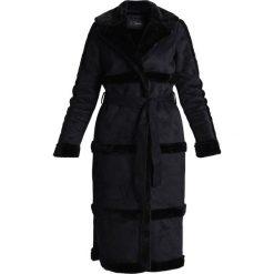 Płaszcze damskie pastelowe: Vero Moda VMELLEN ESTA  Płaszcz zimowy black beauty/black beauty