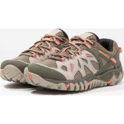 Buty sportowe damskie: Merrell ALL OUT BLAZE AERO Obuwie hikingowe beige/khaki
