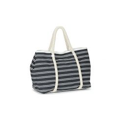 Shopper bag damskie: Torby shopper Superdry  BAYSHORE STRIPE BEACH TOTE