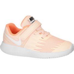 Trampki chłopięce: sneakersy dziecięce Nike Star Runner NIKE pomarańczowe