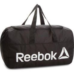 Torba Reebok - Act Core M Grip DN1521 Black. Czarne torebki klasyczne damskie marki Reebok, z materiału. Za 119,00 zł.