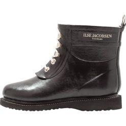 Ilse Jacobsen Kalosze black. Brązowe buty zimowe damskie marki Alma en Pena, z materiału, na obcasie. Za 479,00 zł.