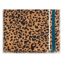 Szaliki damskie: Mango – Szal Leopard