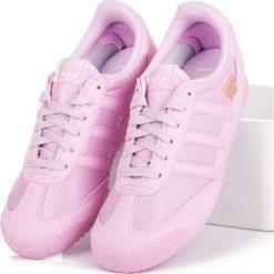 Buty sportowe damskie: Adidas Buty damskie Dargon OG J różowe r. 36 2/3 (BZ0104)
