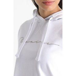 Bluzy damskie: Venice Beach REESE  Bluza z kapturem white