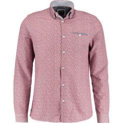 Koszule męskie na spinki: Burton Menswear London FLORAL Koszula red