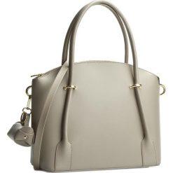 Torebka CREOLE - RBI10167 Ciemny Beż. Brązowe torebki klasyczne damskie Creole, ze skóry. W wyprzedaży za 249,00 zł.
