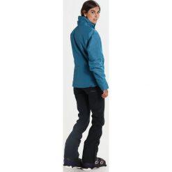 Roxy JET SKI SOL  Kurtka snowboardowa ink blue. Białe kurtki damskie narciarskie marki Roxy, l, z nadrukiem, z materiału. W wyprzedaży za 599,25 zł.