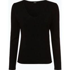 Swetry klasyczne damskie: s.Oliver Black Label - Sweter damski, czarny
