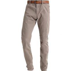 Chinosy męskie: s.Oliver RED LABEL Spodnie materiałowe brown