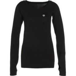 MOROTAI Bluzka z długim rękawem black. Czarne bluzki longsleeves MOROTAI, xl, z materiału, sportowe. Za 149,00 zł.
