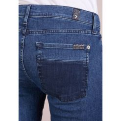 Rurki damskie: 7 for all mankind Jeans Skinny Fit light indigo tiles