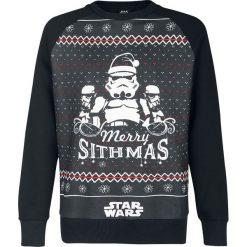 Star Wars Merry Sithmas Bluza wielokolorowy. Czarne bejsbolówki męskie Star Wars, s, z motywem z bajki. Za 184,90 zł.