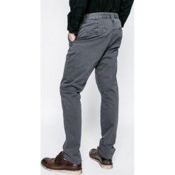 U.S. Polo - Spodnie Paris. Szare rurki męskie marki U.S. Polo, z bawełny. W wyprzedaży za 269,90 zł.