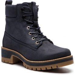 Trapery CAMEL ACTIVE - Diamond 891.70.03 Denim. Niebieskie buty zimowe damskie marki Camel Active, z denimu. W wyprzedaży za 429,00 zł.