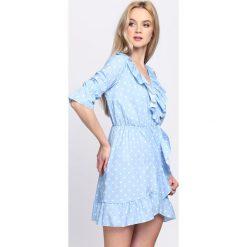 Sukienki: Jasnoniebieska Sukienka In Perpetuity