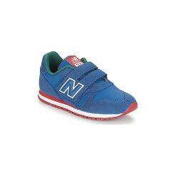 Buty Dziecko New Balance  KV373. Niebieskie trampki chłopięce New Balance. Za 239,00 zł.