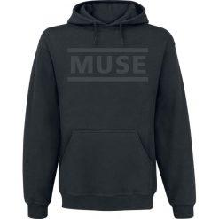 Muse Black On Black Bluza z kapturem czarny. Czarne bluzy męskie rozpinane Muse, xl, z kapturem. Za 164,90 zł.