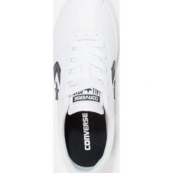 Converse BREAKPOINT Tenisówki i Trampki white/black. Białe trampki chłopięce marki Converse, z materiału. W wyprzedaży za 167,20 zł.