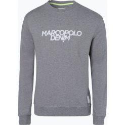 Marc O'Polo Denim - Męska bluza nierozpinana, szary. Szare bejsbolówki męskie Marc O'Polo DENIM, l, z denimu. Za 349,95 zł.