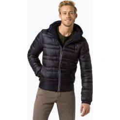 Kurtki męskie: Scotch & Soda - Męska kurtka pikowana, niebieski