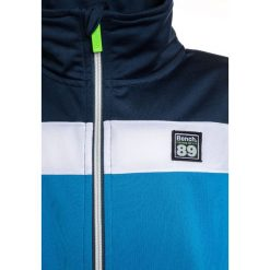 Bench TRACK Kurtka sportowa blue. Niebieskie kurtki chłopięce przeciwdeszczowe Bench, z materiału, sportowe. W wyprzedaży za 152,10 zł.