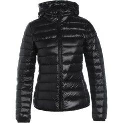 Icepeak THEA Kurtka puchowa black. Czarne kurtki damskie softshell Icepeak, z materiału. W wyprzedaży za 293,30 zł.