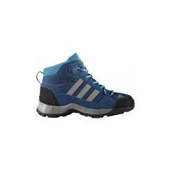 Buty Dziecko adidas  BOTA  HYPERHIKER K. Niebieskie buty trekkingowe chłopięce marki CMP, z materiału. Za 272,63 zł.