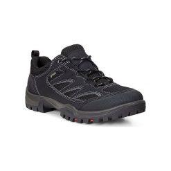 Buty trekkingowe damskie: ECCO Xpedition Iii - Czarny - 38 - Gore-tex - Sportowe