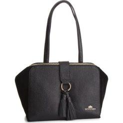 Torebka WITTCHEN - 87-4E-201-1 Czarny. Czarne torebki klasyczne damskie marki Wittchen, ze skóry. W wyprzedaży za 539,00 zł.