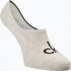 Bielizna damska: Calvin Klein - Skarpety damskie, szary