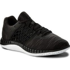 Buty Reebok - Print Run Dist CN0417 Black/Alloy. Niebieskie buty do biegania damskie marki Salomon, z gore-texu, na sznurówki, gore-tex. W wyprzedaży za 229,00 zł.