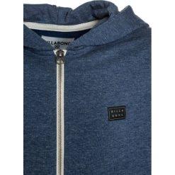 Billabong ALL DAY Bluza rozpinana dark blue heath. Niebieskie bluzy chłopięce rozpinane marki Billabong, z bawełny, z kapturem. W wyprzedaży za 170,10 zł.