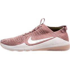 Nike Performance AIR ZOOM FEARLESS Obuwie treningowe rust pink/metalic. Czarne buty sportowe damskie marki Nike Performance, z materiału, na golfa. Za 549,00 zł.
