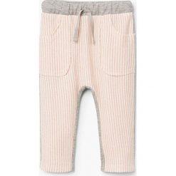 Odzież chłopięca: Mango Kids - Spodnie dziecięce Pablo 80-104 cm