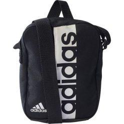 Torby podróżne: Adidas TORBA-ORGANIZER ADIDAS S99975 czarna, białe logo – 75336