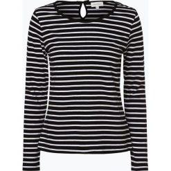ARMEDANGELS - Damska koszulka z długim rękawem – Valentina, czarny. Czarne t-shirty damskie ARMEDANGELS, l, z kokardą. Za 179,95 zł.