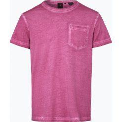 G-Star - T-shirt męski – Dill, czerwony. Czerwone t-shirty męskie marki G-Star, m. Za 129,95 zł.