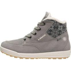 Buty zimowe damskie: Lowa MOSCA GTX QC  Śniegowce taupe/creme